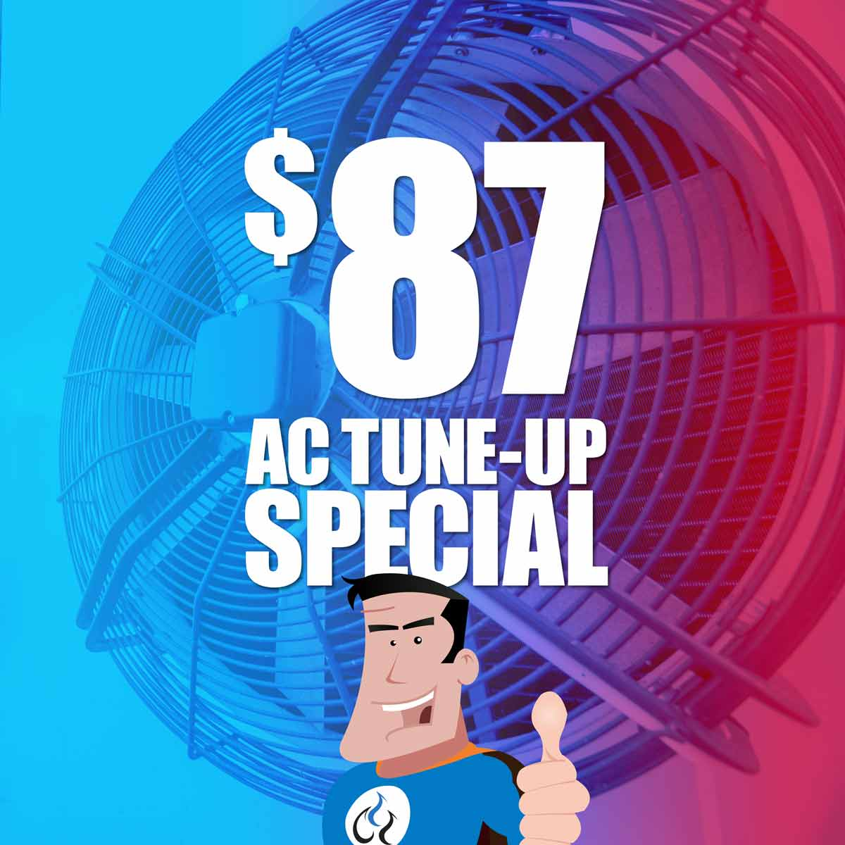air conditioning tune-up offer edmonton
