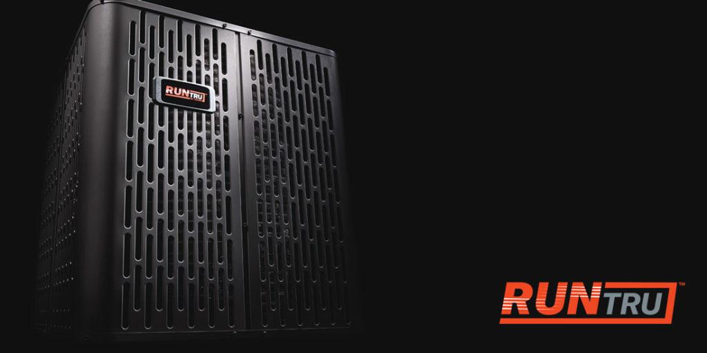 RunTru A4AC3 air conditioner unit installed by ProSolutions Inc.